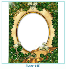 flower Photo frame 665
