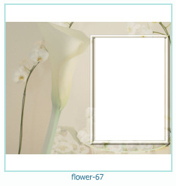 flower Photo frame 67