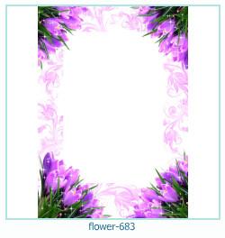 Blume Fotorahmen 683