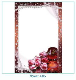 Blume Fotorahmen 686