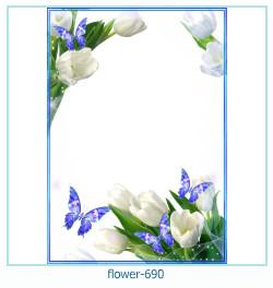 Blume Fotorahmen 690
