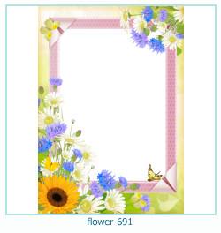Blume Fotorahmen 691