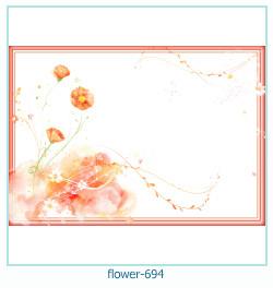 Blume Fotorahmen 694