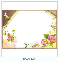 Blume Fotorahmen 696