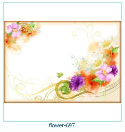 Blume Fotorahmen 697