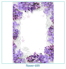flower Photo frame 699