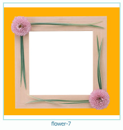 flor ano 7 ano Photo Frame