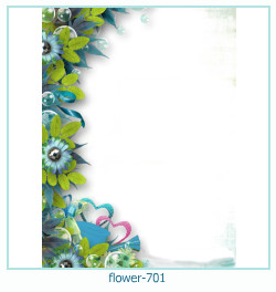 flower Photo frame 701