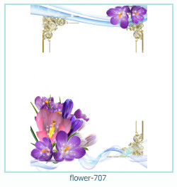 flower Photo frame 707