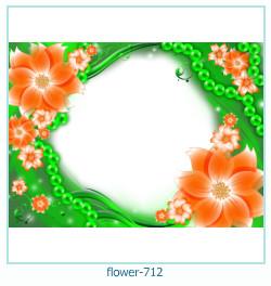 Blume Fotorahmen 712