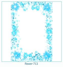 Blume Fotorahmen 713