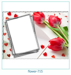 flower Photo frame 715