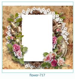 Blume Fotorahmen 717