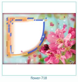 Blume Fotorahmen 718