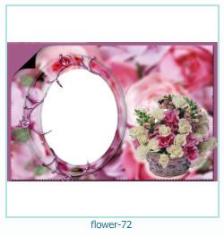 Marco de la foto de la flor 72
