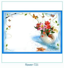 Blume Fotorahmen 721