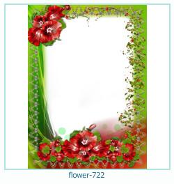 Blume Fotorahmen 722