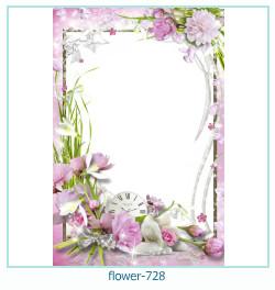 Blume Fotorahmen 728