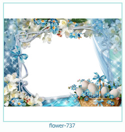 flower Photo frame 737
