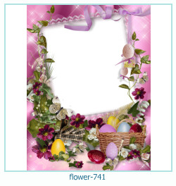 flower Photo frame 741