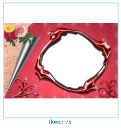 flower Photo frame 75