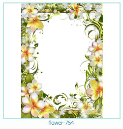 flower Photo frame 754
