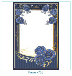 flower Photo frame 755