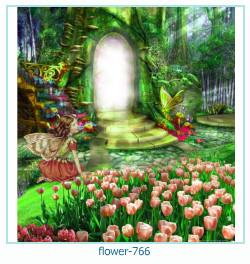 Blume Fotorahmen 766