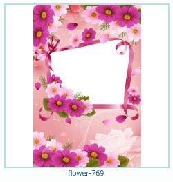 flower Photo frame 769