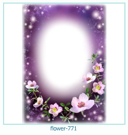 flower Photo frame 771