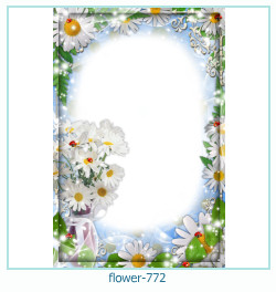flower Photo frame 772