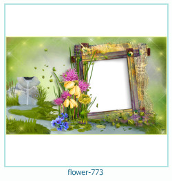 flower Photo frame 773