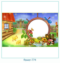 Blume Fotorahmen 774