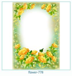 Blume Fotorahmen 778