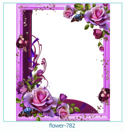 फूल फोटो फ्रेम 782