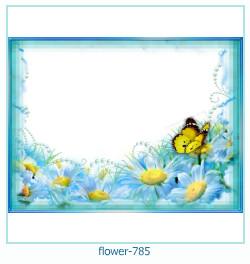 Blume Fotorahmen 785