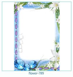 Blume Fotorahmen 789