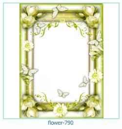 Blume Fotorahmen 790