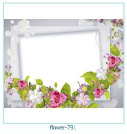 Blume Fotorahmen 791