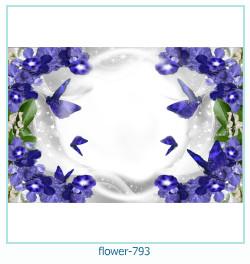 Blume Fotorahmen 793