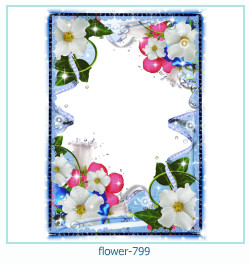 flower Photo frame 799