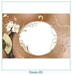 फूल फोटो फ्रेम 80