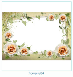 flower Photo frame 804