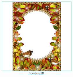 flower Photo frame 818