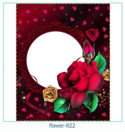 flower Photo frame 822