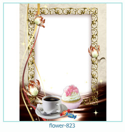 flower Photo frame 823