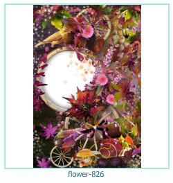 flower Photo frame 826