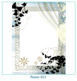 flower Photo frame 831