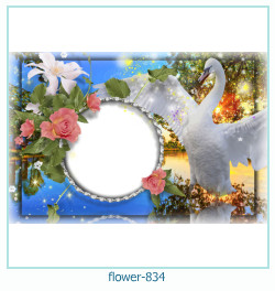 Blume Fotorahmen 834