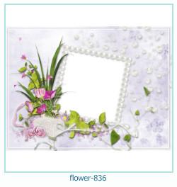 Blume Fotorahmen 836